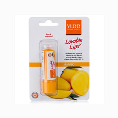 VLCC Lovable Lips Lip Balm Mango