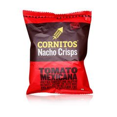 Cornitos Nacho Crisps Tomato Mexicana Chips 60 Gm