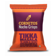 Cornitos nacho crisps tikka masala 60 Gm