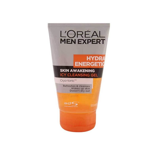 Loreal Paris Men Expert Hydra Energetic Cleansing Gel