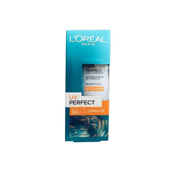 L'Oreal Paris UV Perfect Super Aqua Essence SPF 50 +++