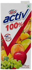 Dabur Real Activ 100% real Mixed Fruit Juice