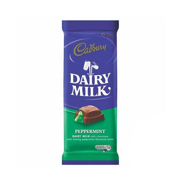 Cadbury Dairy Milk Peppermint Chocolate