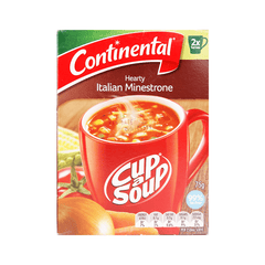 Continental Hearty Italian Minestrone Cup A Soup