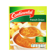 Continental French Onion Simmer Soup