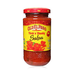 Oldelpaso Medium Salsa Thick'N Chunky