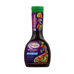 Praise Balsamic Dressing 100% Fat Free Balsamic Vinegar With Lemon Juce