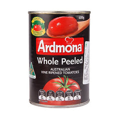 Adrmona Whole Peeled Australian Vine Ripened Tomatoes - BazaarCart Best Online Grocery Store