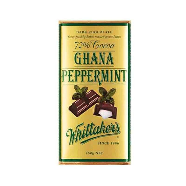 Whittakers Dark Ghana Chocolate