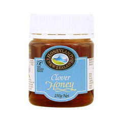 Honeyland New Zealand Clover Honey