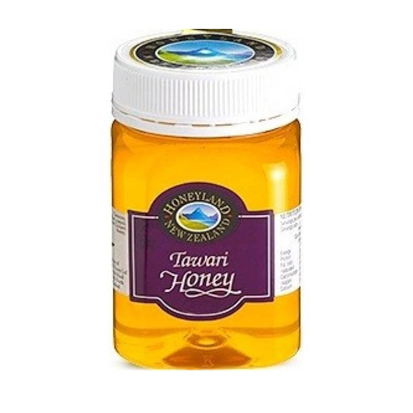 Honeyland New Zealand Tawari Honey
