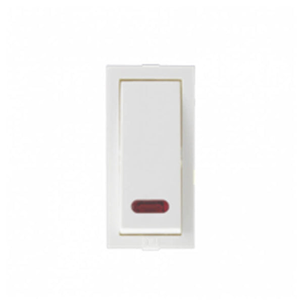 ANCHOR ROMA 10A 240V AC 1-WAY SWITCH WITH NEON - BazaarCart Best Online Grocery Store