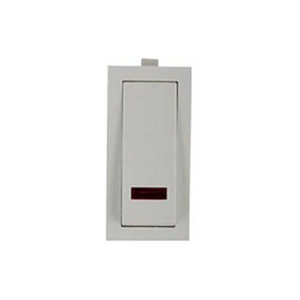 ANCHOR ROMA 25A 240V AC 1-WAY SWITCH WITH NEON - BazaarCart Best Online Grocery Store