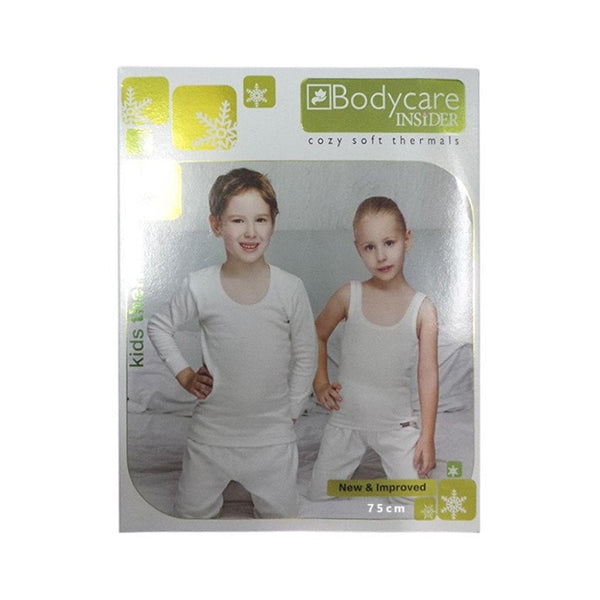 Bodycare Insider Cozy Soft kids Lower Thermals  White