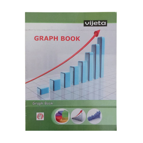 Vijeta Graph Book Full Size 60 Pages