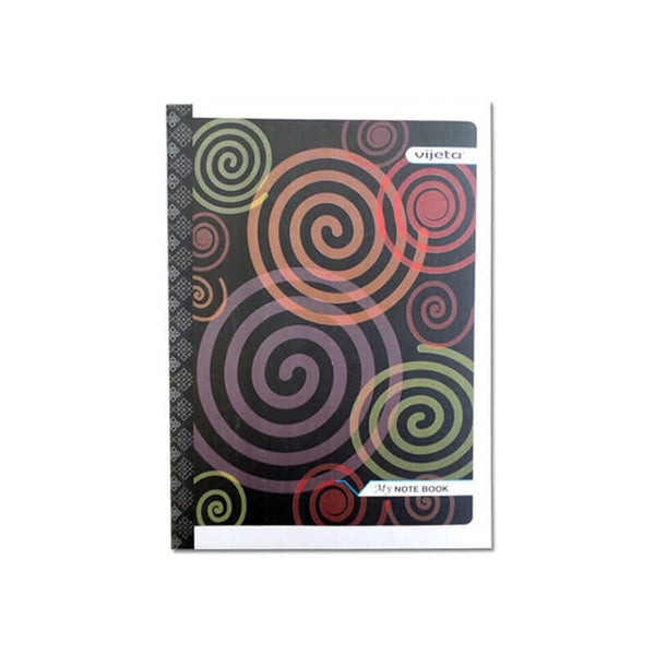 Vijeta Exercise Book - Single Line 20.5 Cm X 29 Cm