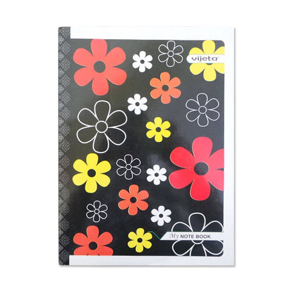 Vijeta Notebook - Ruling 16 Cm X 26 Cm