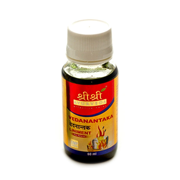 Sri Sri Vedanantaka Liniment Pain Reliever