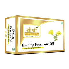 Sri Sri Evening Primrose Oil In Veg Capsules (500Mg) [3x10]