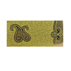 Mayo Shagun Fancy Design Envelopes Gloden