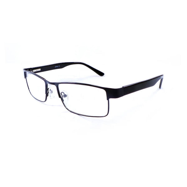 Prince Black Full Frame Eyewear For Men