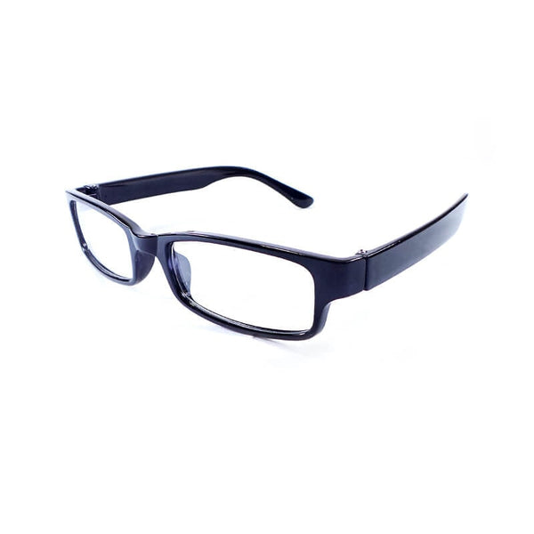 Teens Black Full Frame Eyewear For Boys