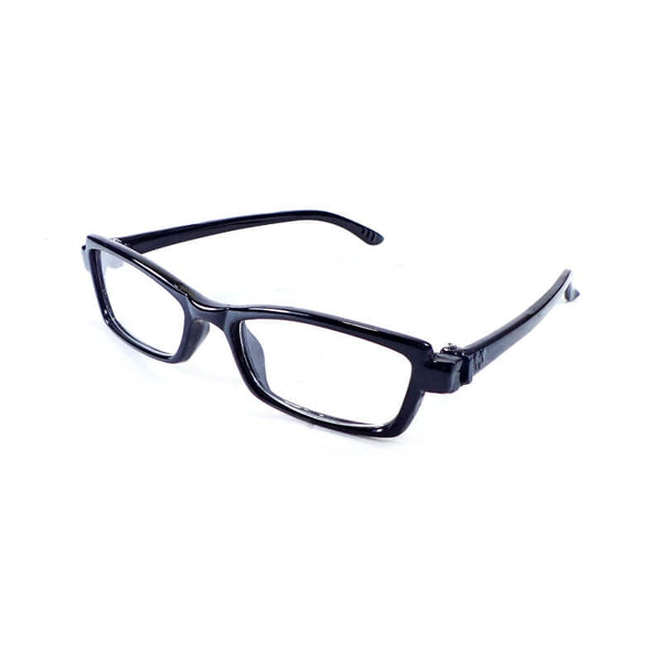 Teens Black Full Frame Eyewear For Kids