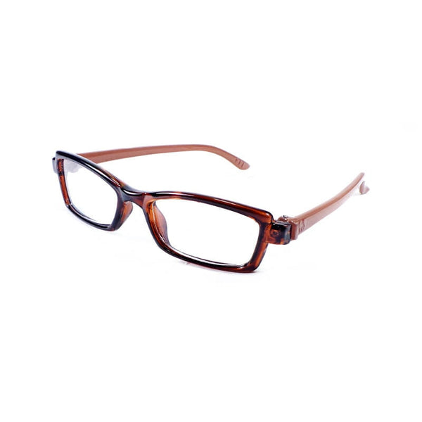 Teens Brown Full Frame Eyewear For Kids