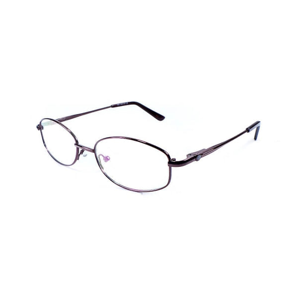 Weaond Brown Full Frame Eyewear For Women