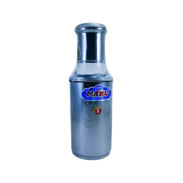 Maru Stainless Steel Utensils Nozzle Oil / Oilcans Dispenser 350Ml (Approx)