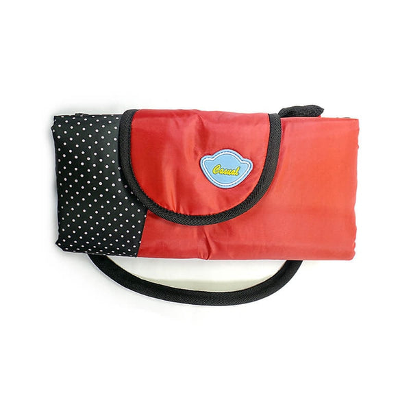 Mayo Vegetable & Fruit Carry Bags For Red & Black
