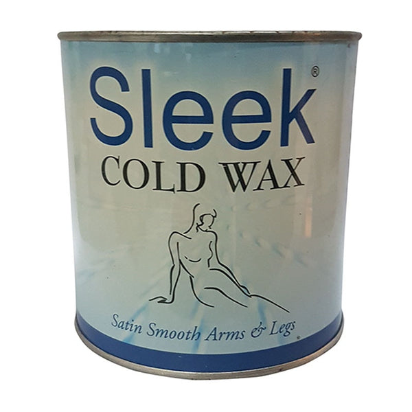 Sleek Cold Wax Hair Remover
