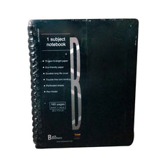 Back Benchers Series 5 Subject Notebook Soft Cover Spiral Size 21.6 Cm x 14 Cm