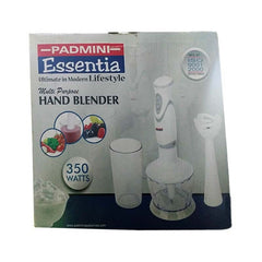 Padmini Essential Multi Purpose (Hb-201) Hand Blender 350 Watts
