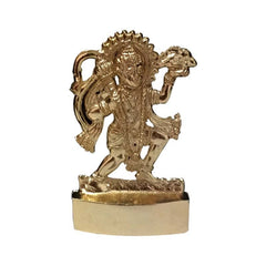 Idol Lord Hanuman Holding Mount (Small)