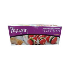 Paragon Premium Round Wooden Tooth Picks