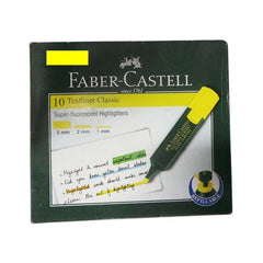 Faber Castell Text Liner (Pack Of 10)