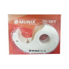 Munix Td- 18/Y Tape Dispenser - 1 Pc