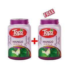 Tops Mango Pickle Buy 1 Get 1 Free
