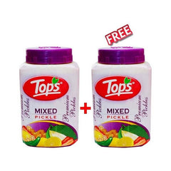 Tops Mixed Pickle Buy 1 Get 1 Free