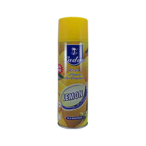 Ludao Lemon 21 In 1 Natural Air Freshener 470 Ml 470 Ml