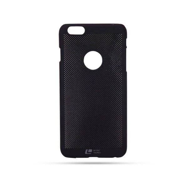 Loopee Mobile Shell Stefan Series Black Cover For Apple I Phone 6S Plus