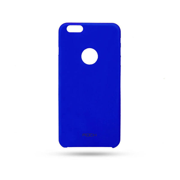 Apple I Phone  6 Plus Blue Back Cover