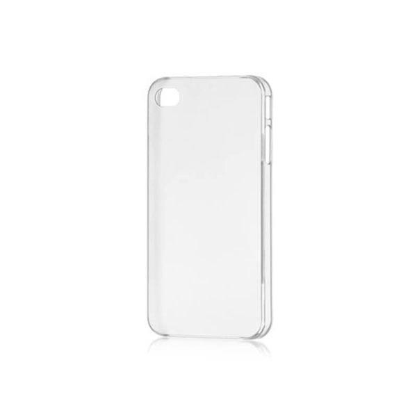 Apple I Phone 4S Transparent 4G Mobile Back Cover