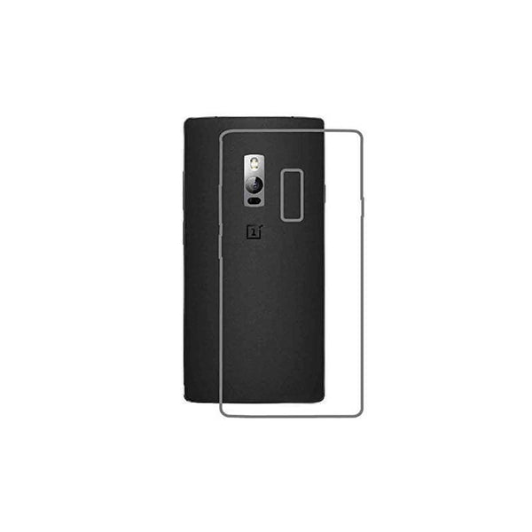 One Plus One (1+1) Transparent Mobile Back Cover
