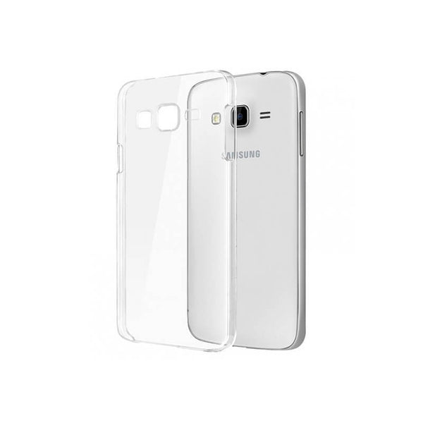 Samsung Galaxy J7 Transparent Mobile Back Cover 1 Pc