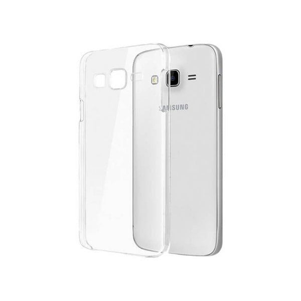 Samsung Galaxy On 7 Transparent Mobile Back Cover
