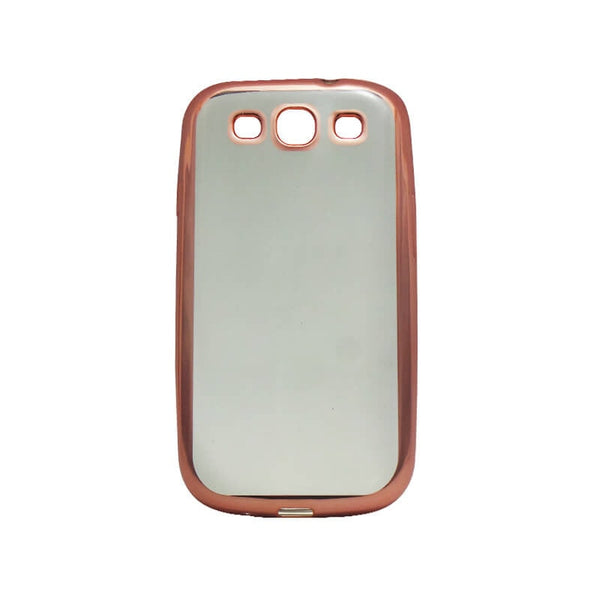 Samsung Galaxy S3 Mobile Back Case Dusty Rose Colour