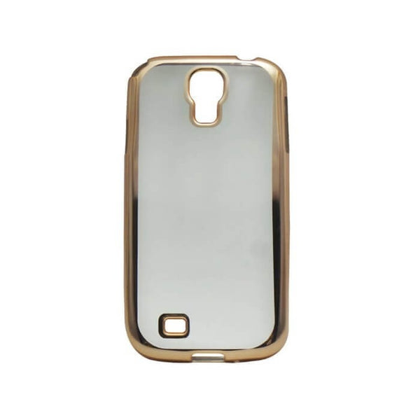 Samsung Galaxy S4 Mobile Back Case Light Golden Colour