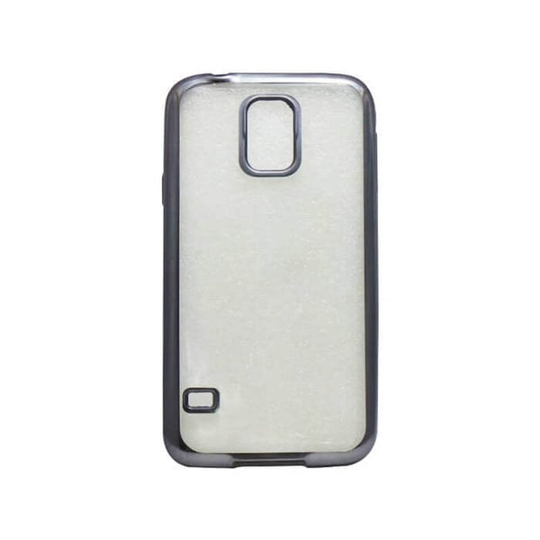 Samsung Galaxy S5 Mobile Back Case Dark Grey Colour
